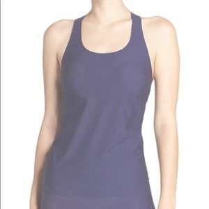 3ea03a66db1c6 SPANX Tops - NWT SPANX perforated racerback tank top